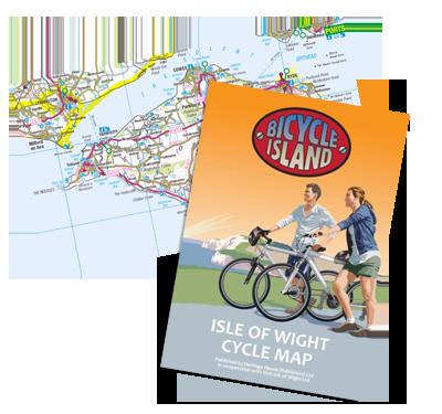 Bicycle Island  VisitIsleOfWightcouk