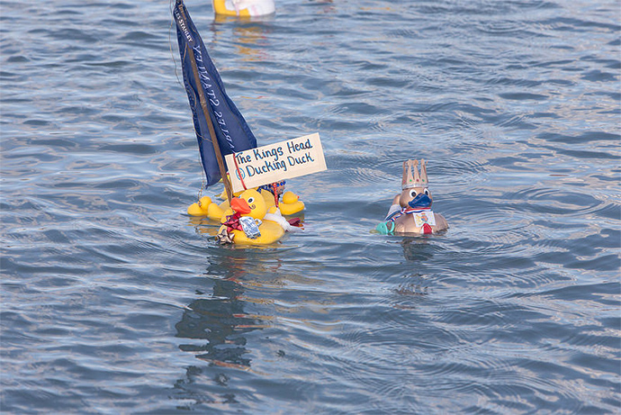 Yarmouth Duck Races