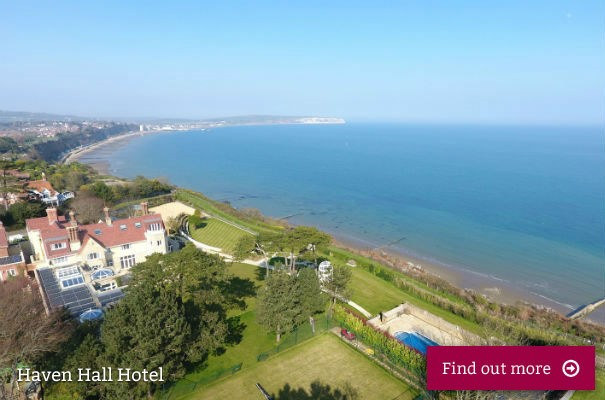Haven Hall Hotel - Shanklin Isle of Wight