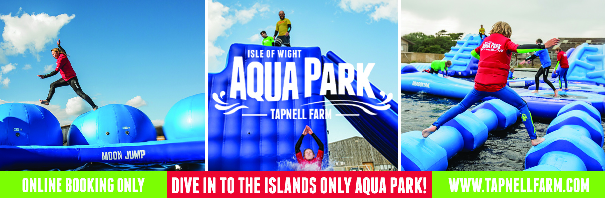Isle of Wight Aqua Park - Tapnell Farm - Isle of Wight