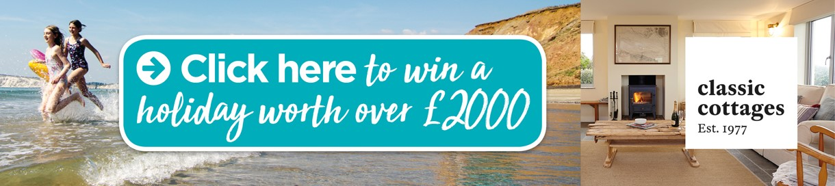 Win a family holiday on the Isle of Wight