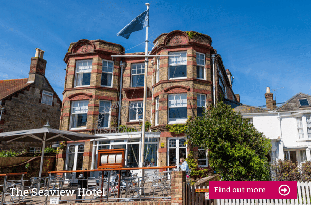 Isle of Wight Accommodation - The Seaview Hotel