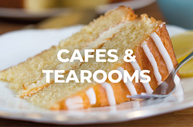 Cafes & Tearooms on the Isle of Wight