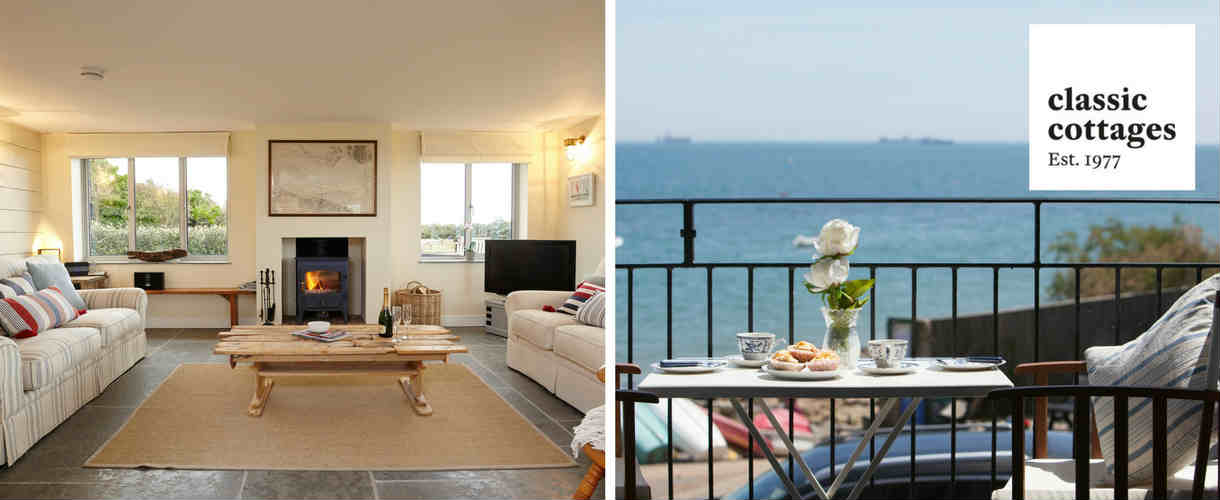 Win an Isle of Wight holiday - Classic Cottages prize