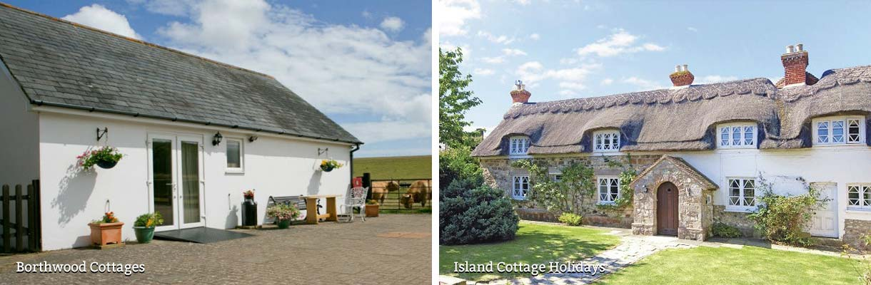 Borthwood Cottages - Island Cottage Holidays - Accessible Isle of Wight