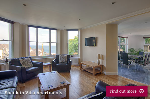 Shanklin Villa Apartments - Isle of Wight - Accommodation