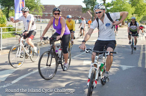 Round the Island Cycle Challenge - Isle of Wight