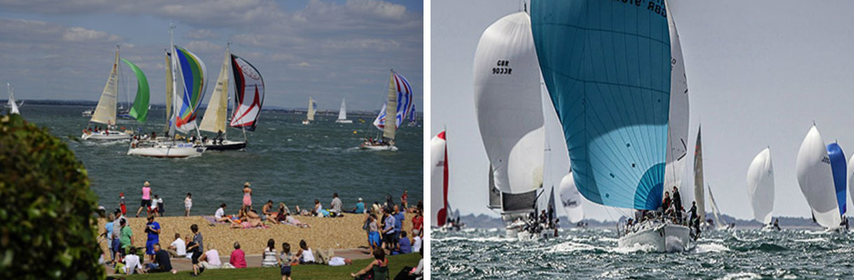 Lendy Cowes Week, Isle of Wight