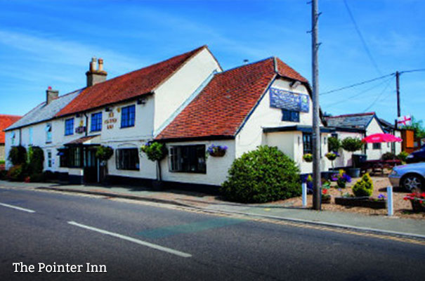 The Pointer Inn - Cosy Fireside Eating - Isle of Wight
