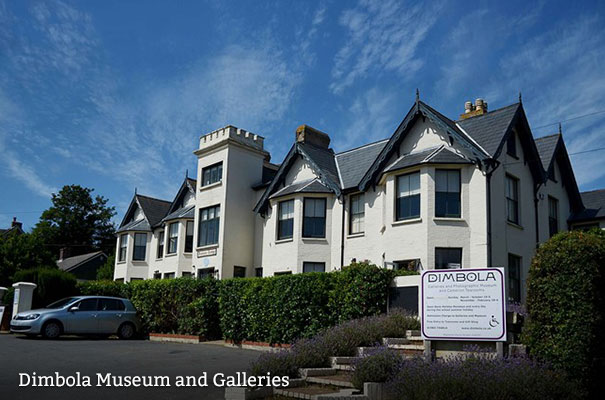 Dimbola Museum and Galleries - Eating out with History - Isle of Wight
