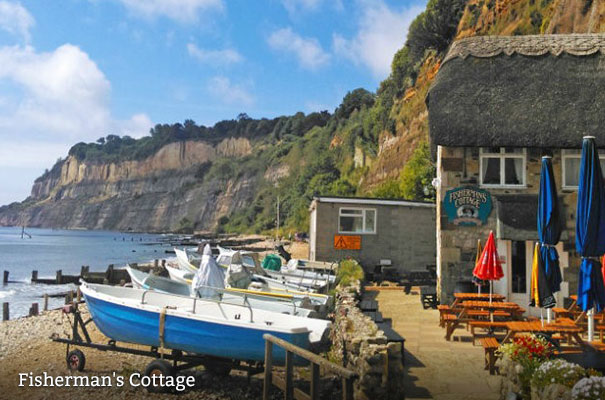 Fisherman's Cottage - Eating out with History - Isle of Wight