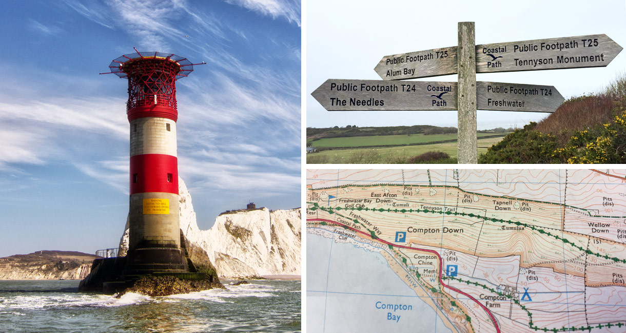 Be the Master of the Map on the Isle of Wight