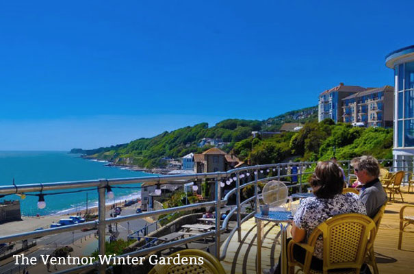The Ventnor Winter Gardens - Isle of Wight