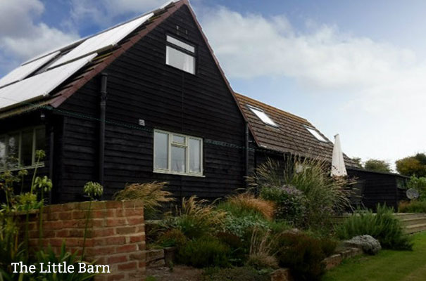 The Little Barn - Seven self-catering stays - Isle of Wight