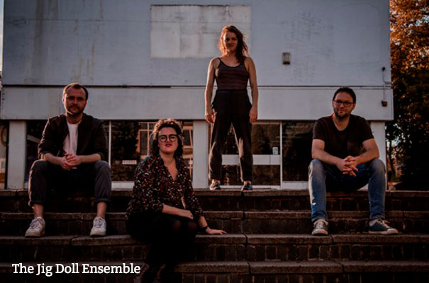 The Jig Doll Ensemble - October - What's On - Isle of Wight