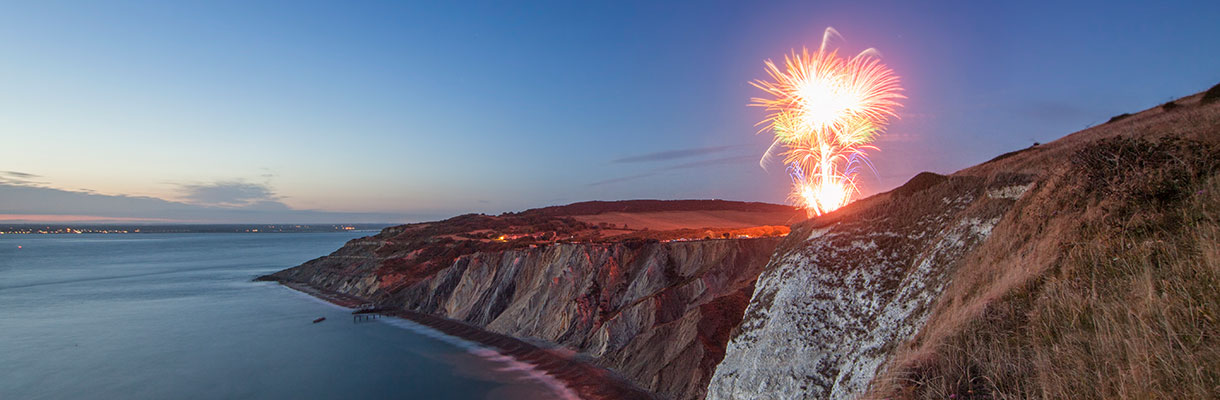 New Years Events on the Isle of Wight