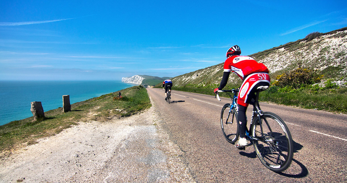 Round the Island route - Cycling - Isle of Wight