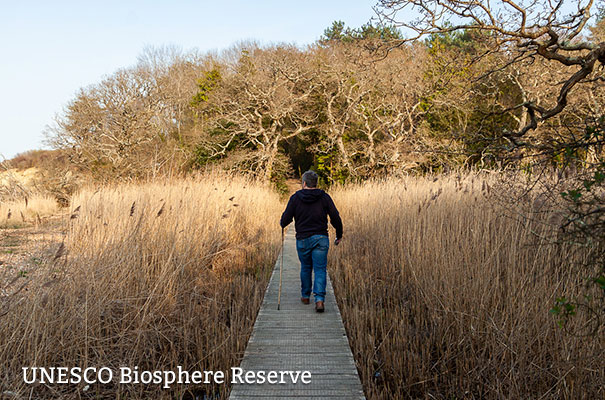 UNESCO Biosphere Reserve - Isle of Wight