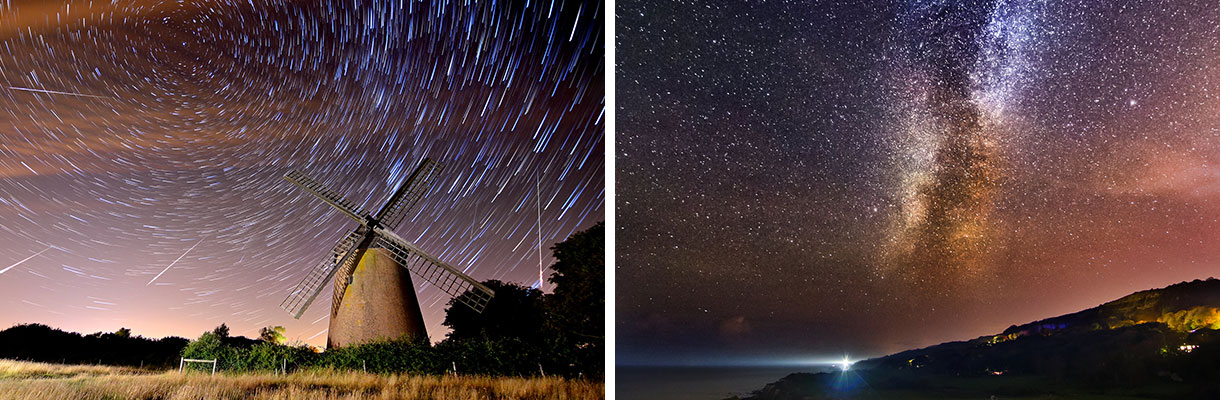 Why the Isle of Wight for stargazing?