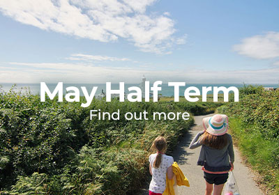 May Half Term - Isle of Wight
