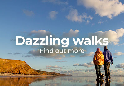 Dazzling walks - Isle of Wight