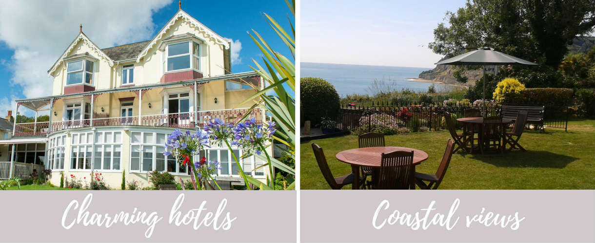 Isle of Wight hotels with sea views