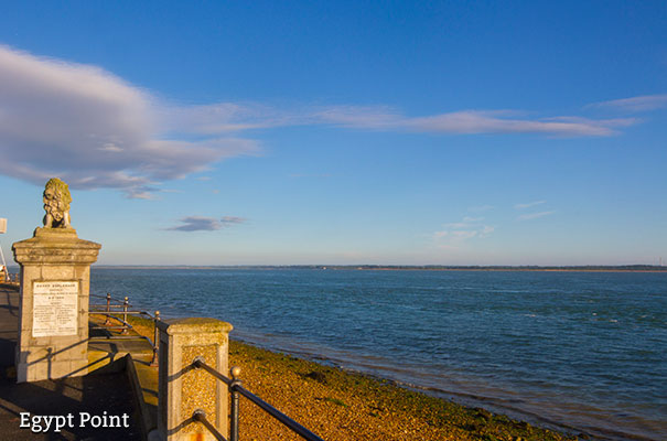 Egypt Point - Cowes, Isle of Wight
