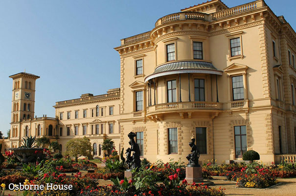 Osborne House - Cowes, Isle of Wight