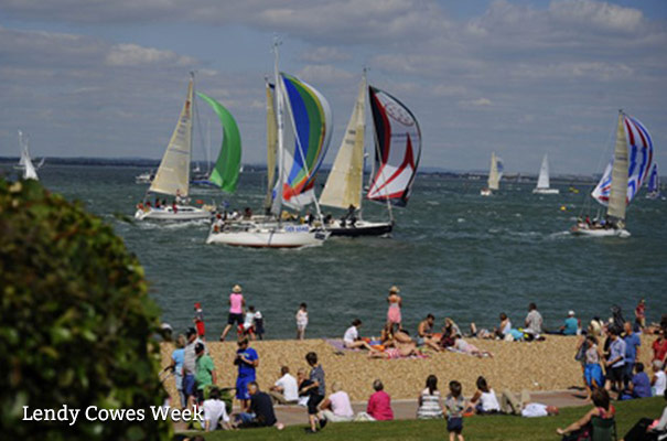 Lendy Cowes Week - Isle of Wight