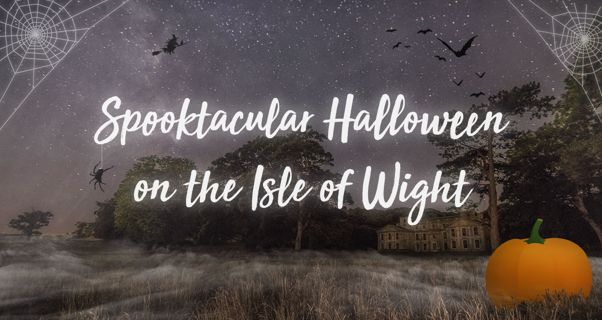 Spooktacular Halloween on the Isle of Wight