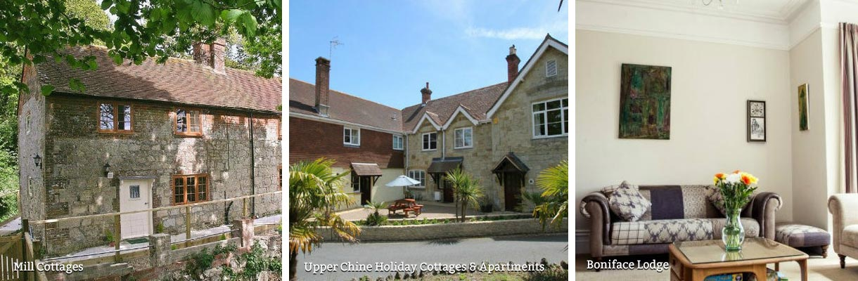 Family friendly holiday cottages on the Isle of Wight