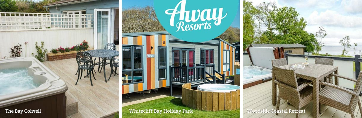 Holiday cottages with a hot tub on the Isle of Wight