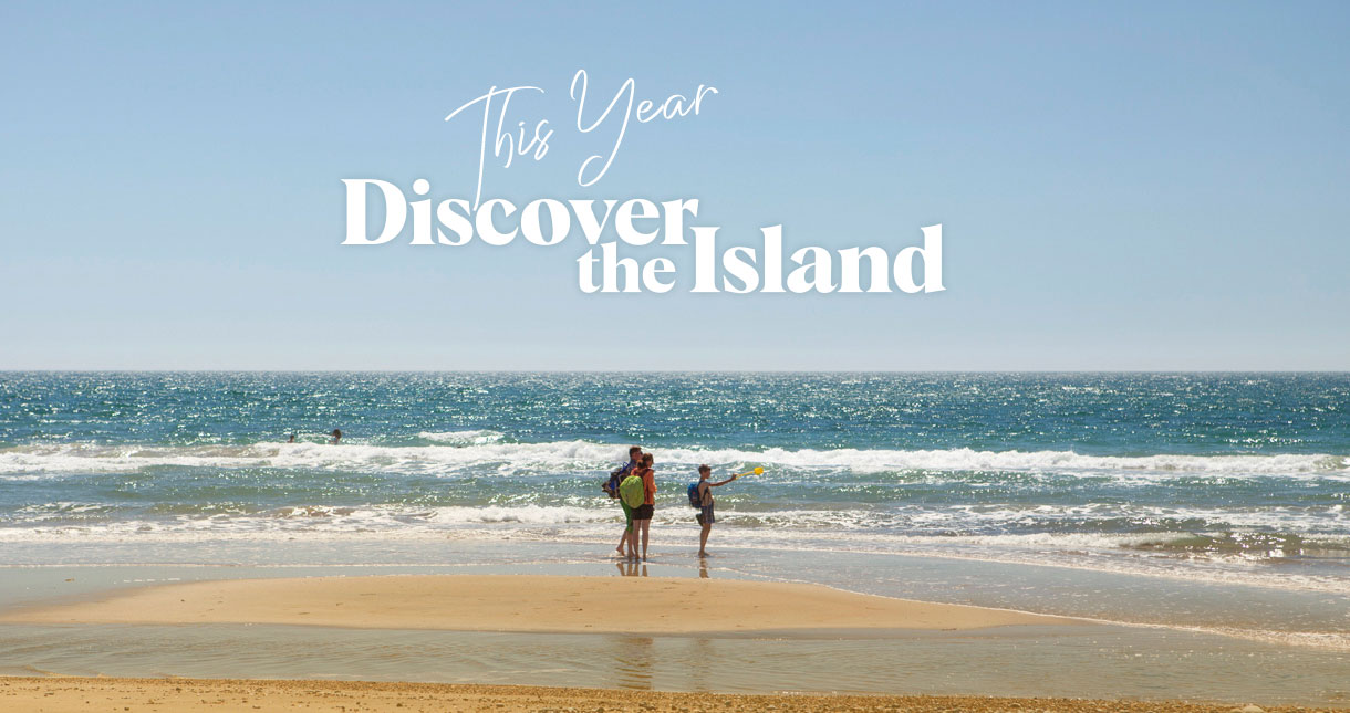 This year Discover the Island