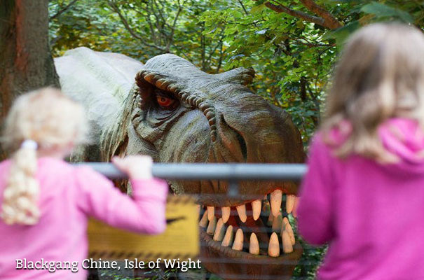 Blackgang Chine - May Half Term - Isle of Wight