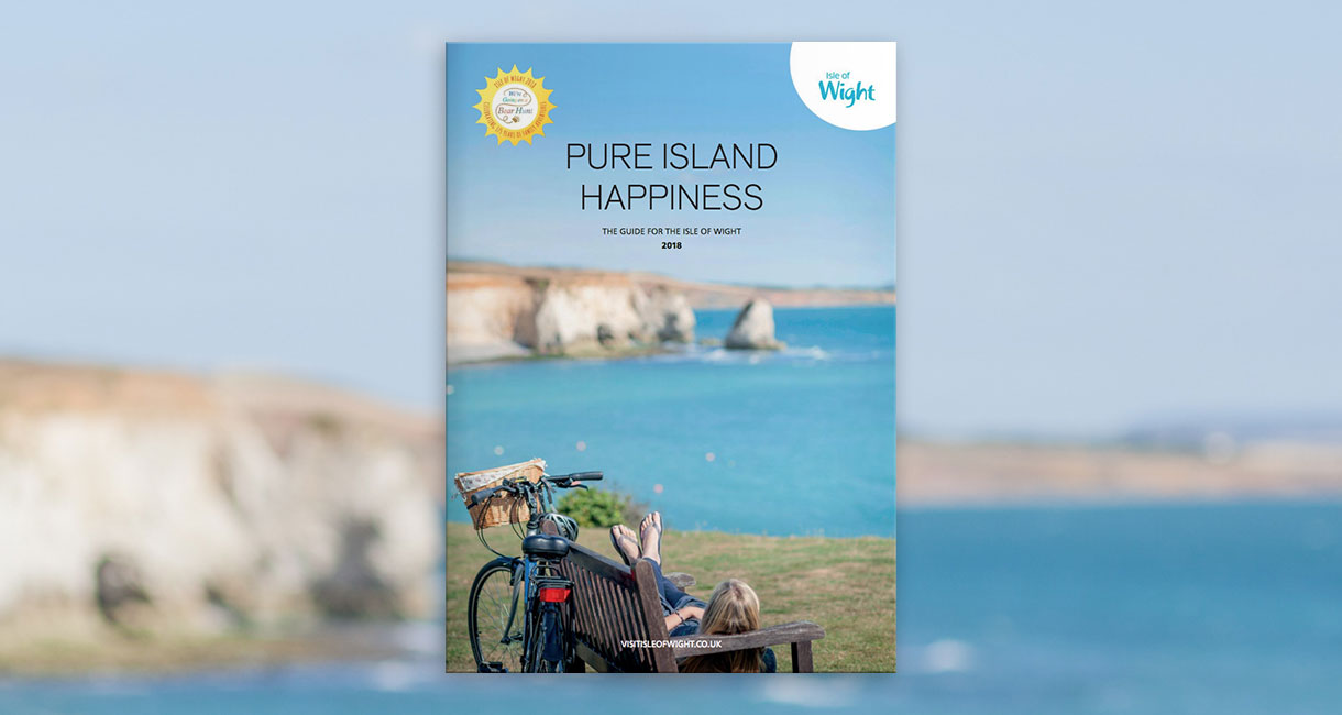 Request a 2018 brochure - Visit Isle of Wight