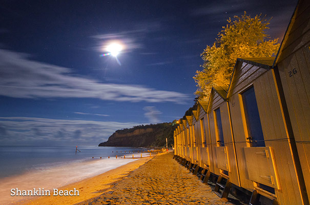 Shanklin Beach - Isle of Wight