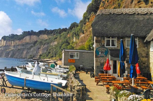 Fisherman's Cottage, Shanklin - Isle of Wight