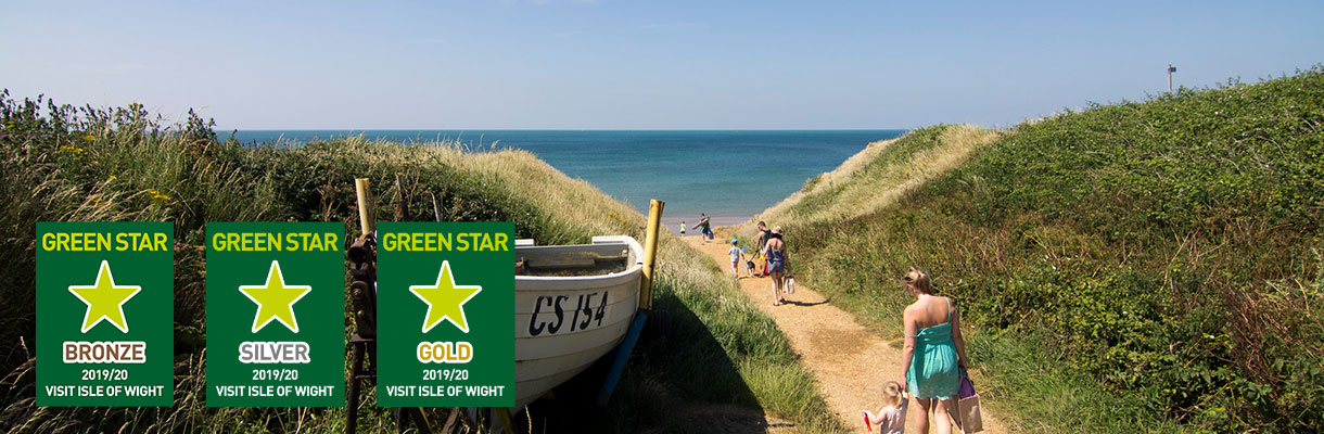 Green Star scheme Isle of Wight