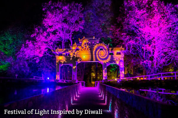 Festival of Light Inspired by Diwali - October Half Term - Isle of Wight