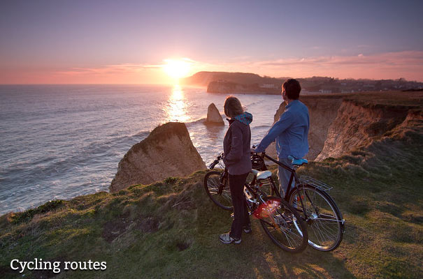 Cycling routes - Isle of Wight