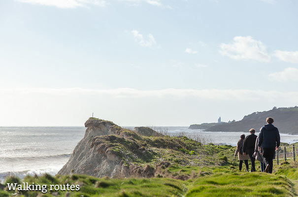 Walking routes - Isle of Wight