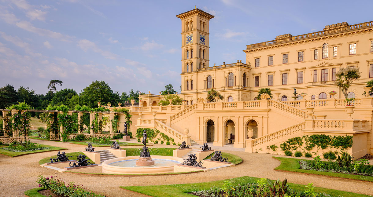 200 years of Victoria and Albert - Osborne House - Isle of Wight