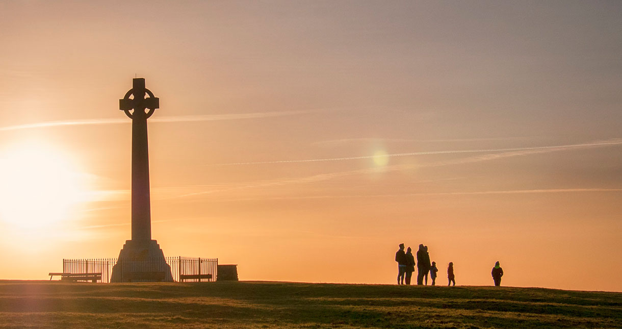 Themed walks on the Isle of Wight