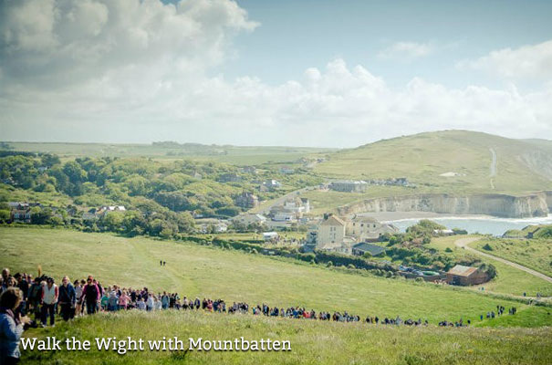 Walk the Wight with Mountbatten - Isle of Wight