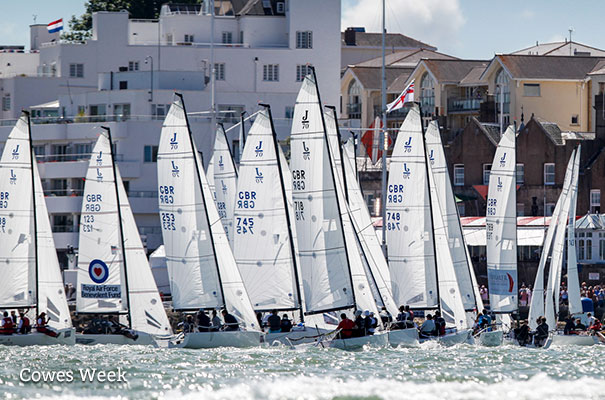 Cowes Week - Isle of Wight