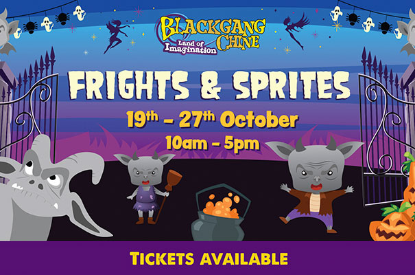 Frights & Sprites - October Half Term - Isle of Wight