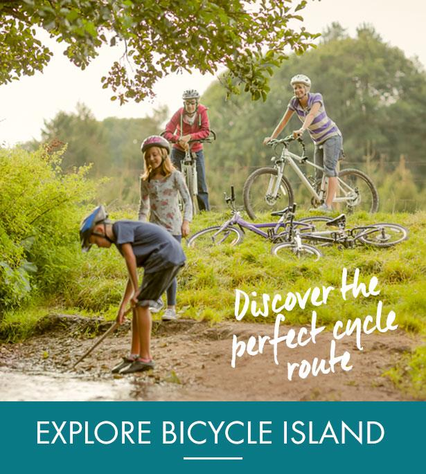Thumbnail for Explore Bicycle Island