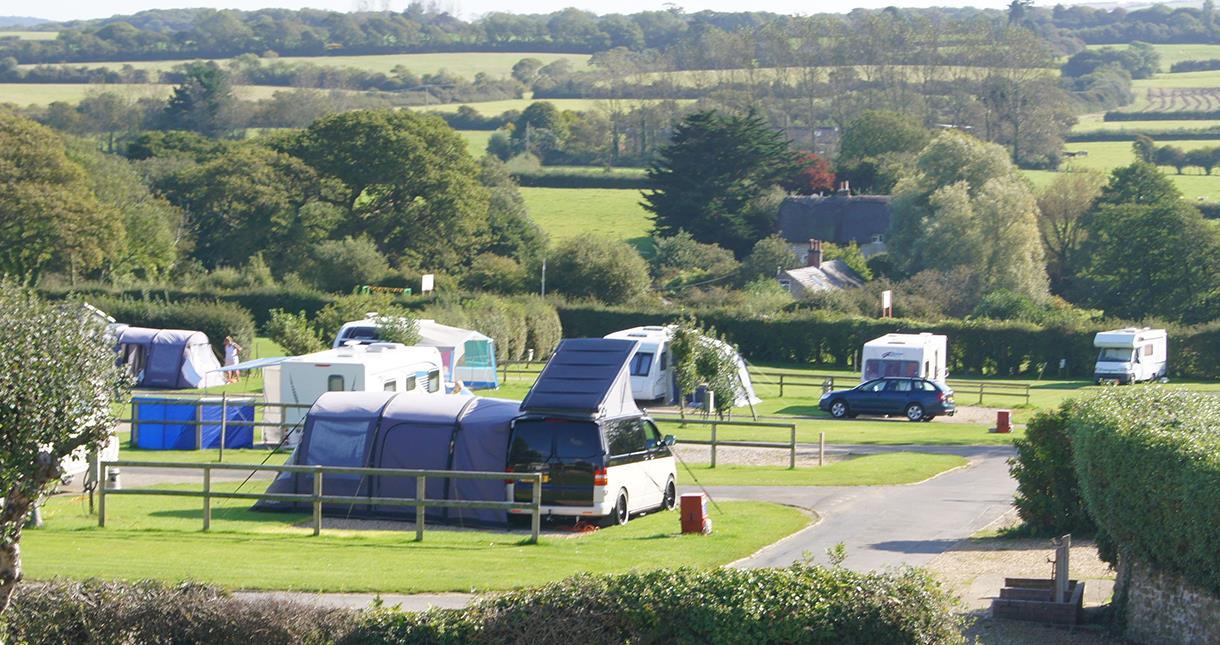 Isle of Wight Camping  Campsites  VisitIsleOfWightcouk