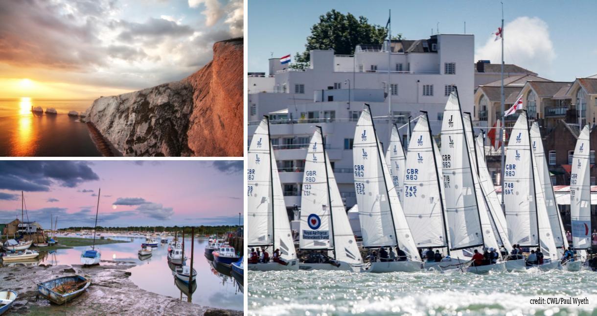 Isle Of Wight Sailing Boat Trips Visitisleofwightcouk