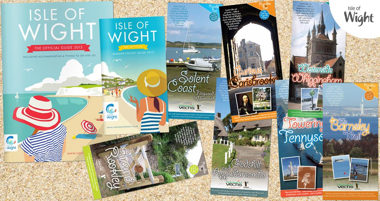 Maps & Guides - Visit Isle Of Wight